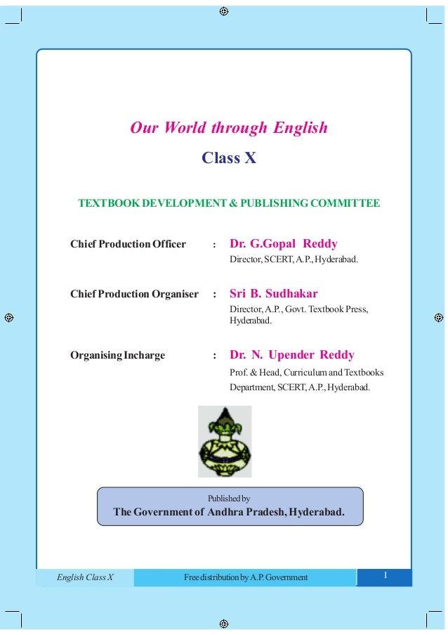 Pdf ssc social 10th class textbook