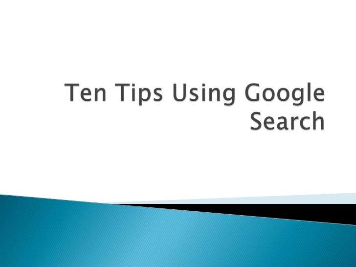     Utilizing the Google advance search option.   Use Google search to eliminate words during    the search.