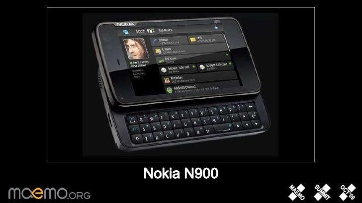 Nokia N900<br />