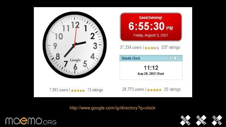 http://www.google.com/ig/directory?q=clock<br />