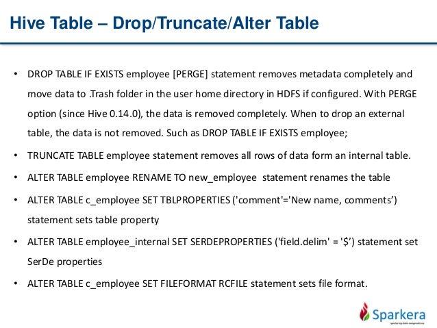 Ten tools for ten big data areas 04_Apache Hive