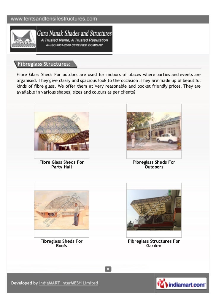 Guru Nanak Industries, New Delhi, Awnings & Canopies - 웹