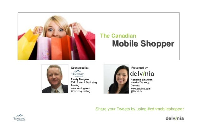 The Canadian                            Mobile ShopperSponsored by:                        Presented by:Randy Fougere     ...