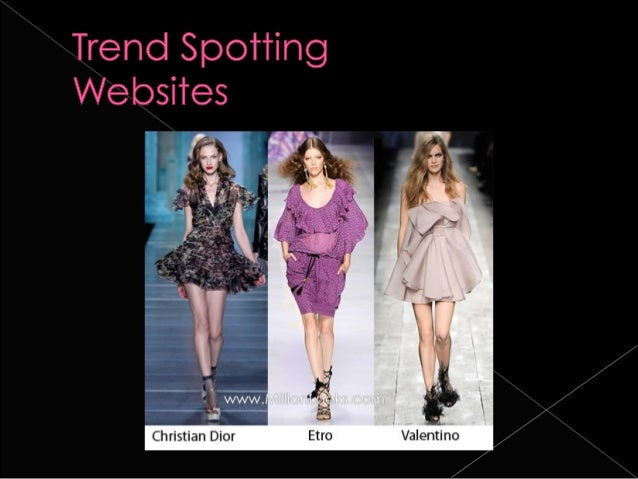 Spring summer fashion trends for 2018 - Top style trends for spring 9