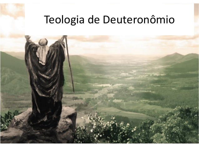 Teologia de Deuteronômio