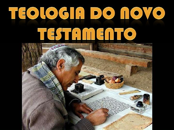 TEOLOGIA DO NOVO TESTAMENTO<br />