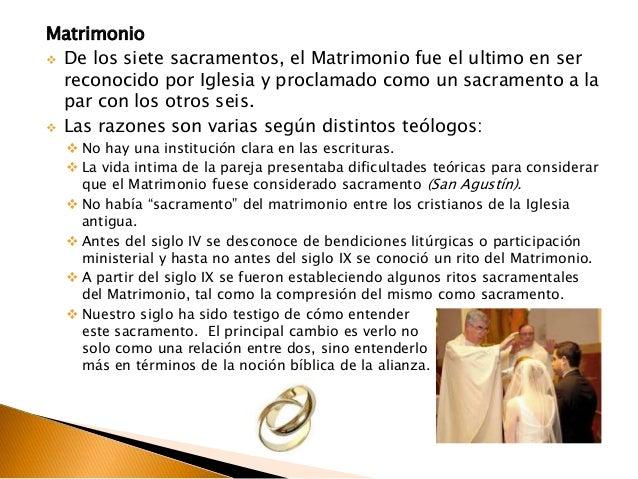 Matrimonio Entre Catolico Y Judio : Historia de los sacramentos