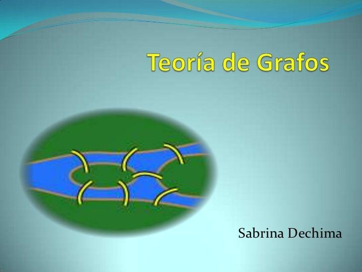 Sabrina Dechima