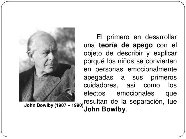 libro el apego john bowlby pdf