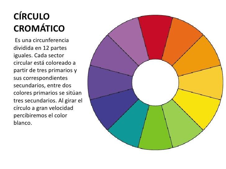 Teor a del color - Circulo cromatico 12 colores ...