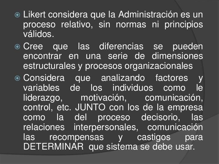 Sistema 1 Autoritario-Coercitivo Se emplea en organizaciones con fuerza  laboral intensiva y poca tecnología Personal co...