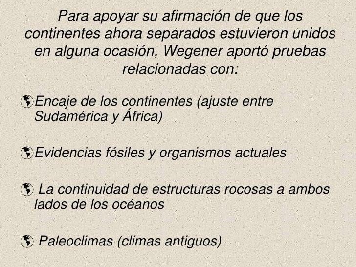 TEORÍA DE TECTÓNICA DE PLACAS Slide 3