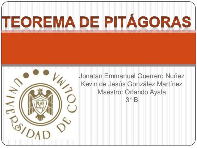 Jonatan Emmanuel Guerrero Nuñez Kevin de Jesús González Martínez Maestro: Orlando Ayala 3° B