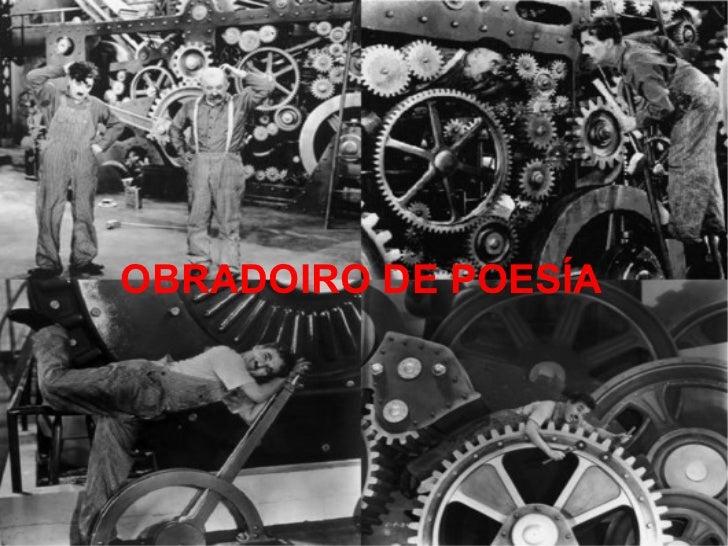 OBRADOIRO DE POESÍA