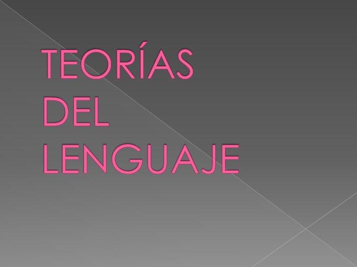 el lenguaje introducción al estudio del habla pdf