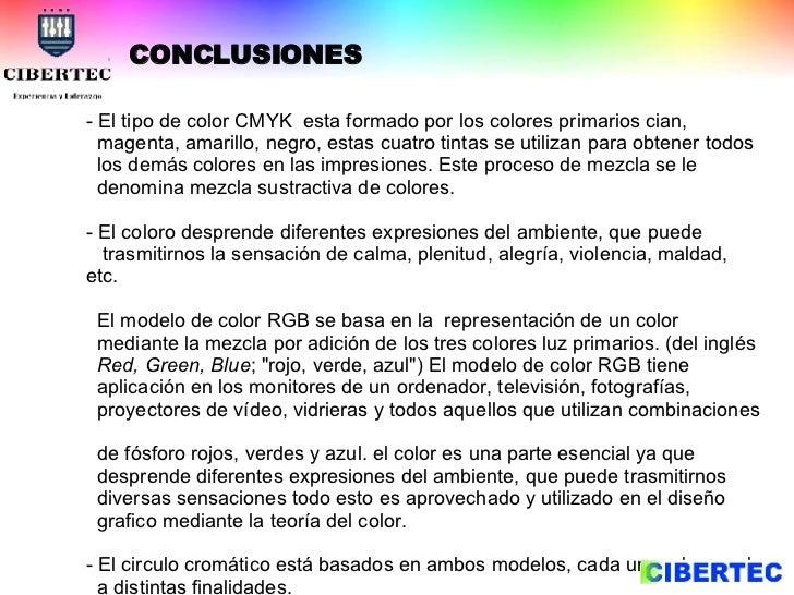 Teoria De Color Final