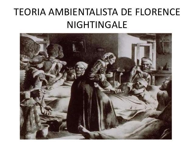 TEORIA AMBIENTALISTA DE FLORENCENIGHTINGALE