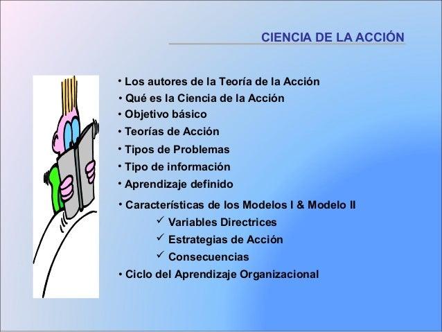 Teoria Ciencia de la Acción Humana Slide 2