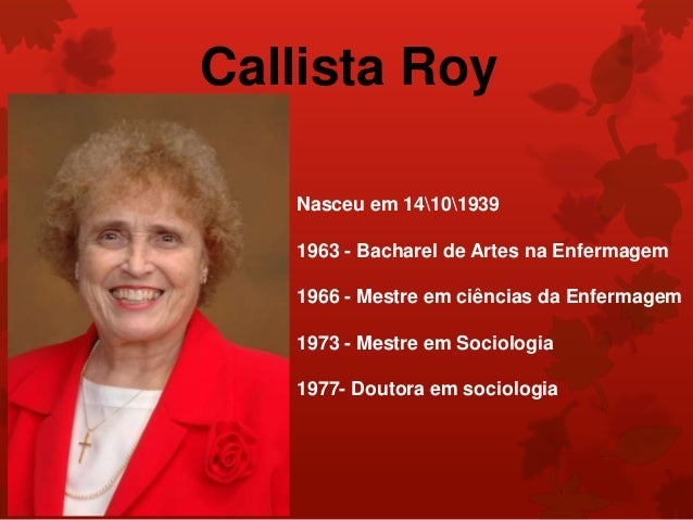 Callista Roy