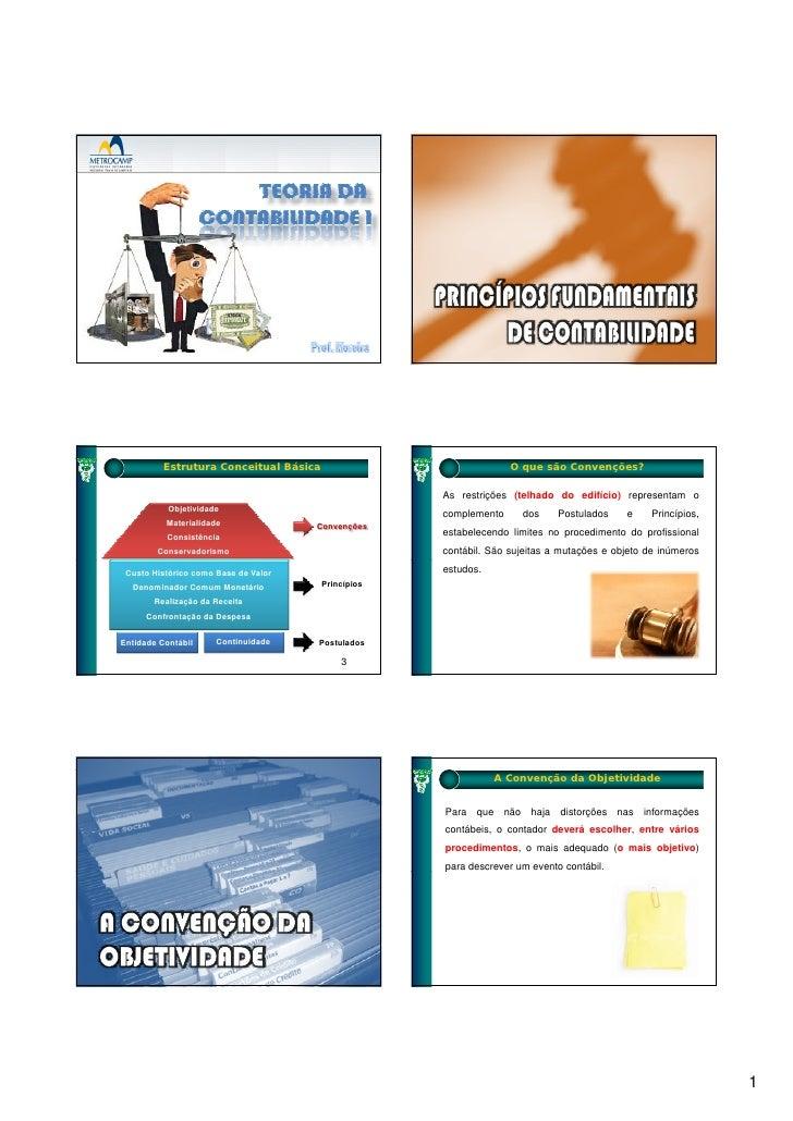 Teoria da contabilidade i slides pfc3