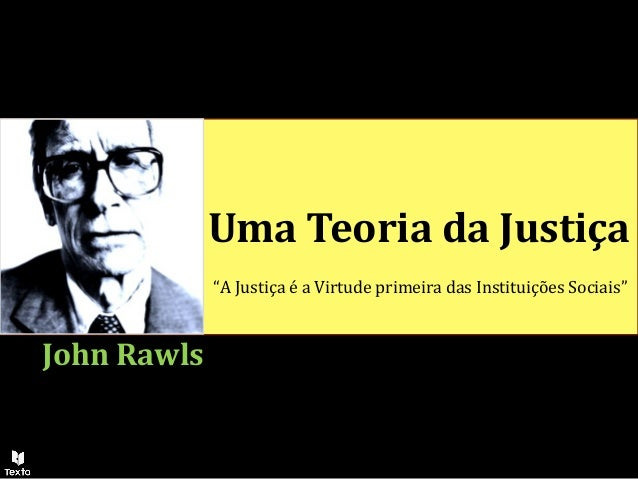 Uma Teoria da Justiça - John Rawls, John Rawls - Compra ...