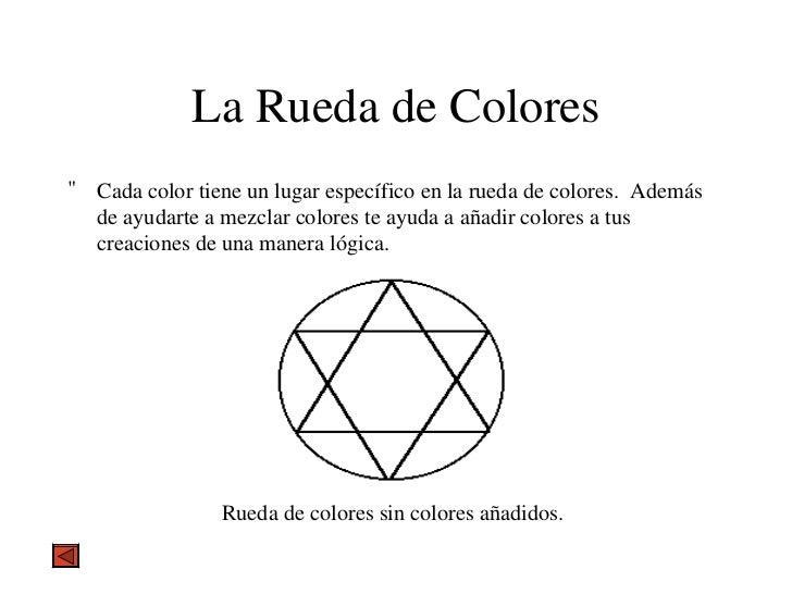Teoria de color - Rueda de colores ...