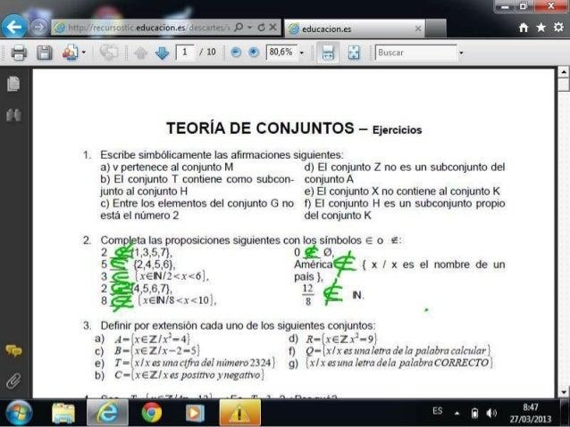 Teoria de conjuntos  ej 2
