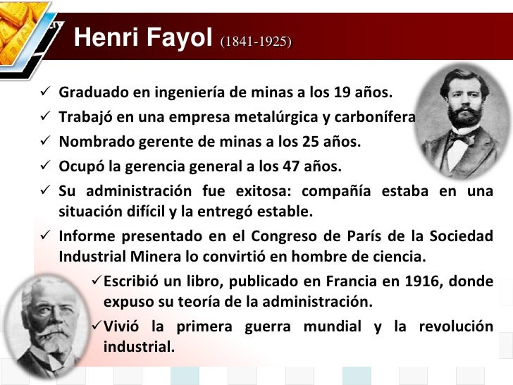 henry fayols weakness