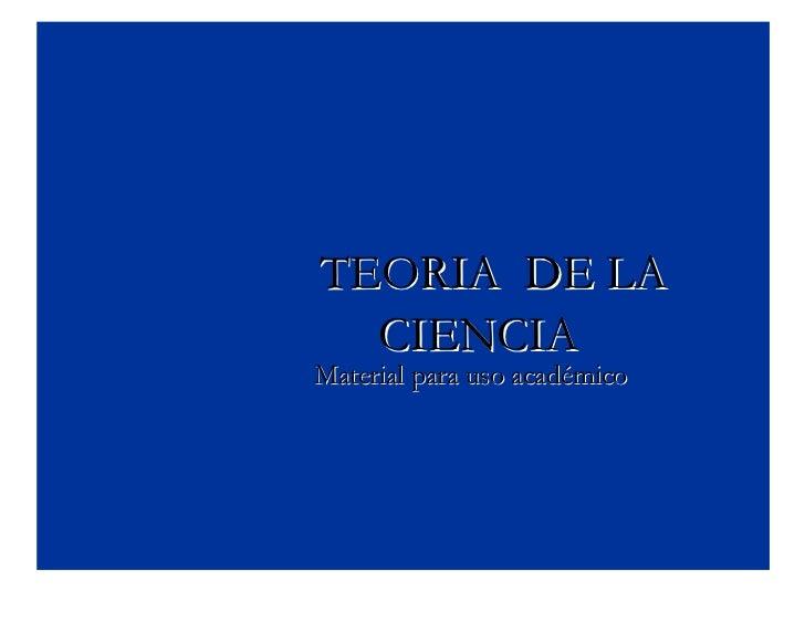 La idea del M todo Cient fico.      1920. Círculo de Viena.      Empirismo/Neopositivismo lógico.      Hempel, Carnap, Sch...