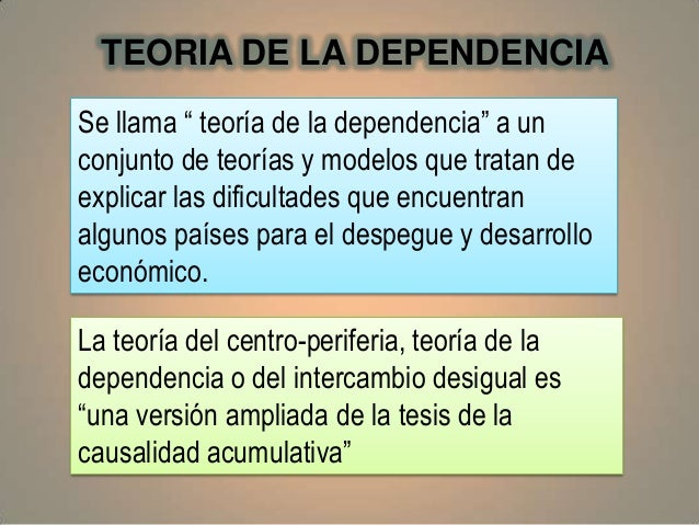 Imagenes de dependencia de a escuela teoria de la dependencia for Dependencias de la escuela