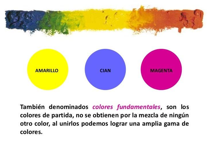 Teoria del color - Gama de colores morados ...