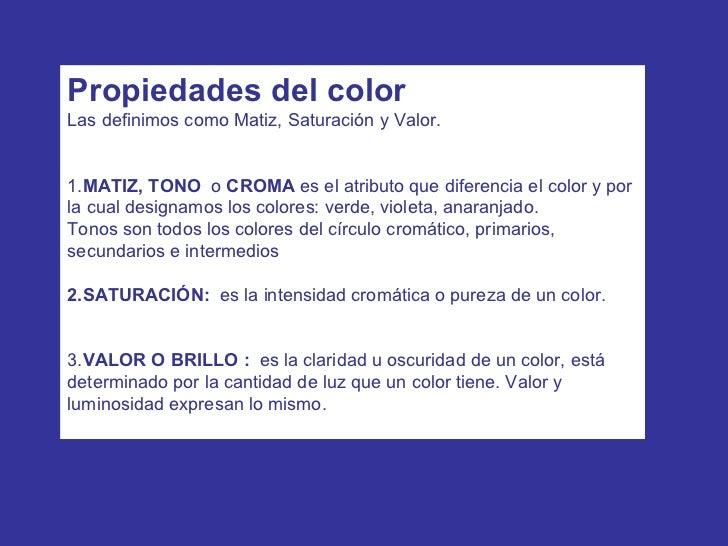 Teoria del color Cual es el color ocre
