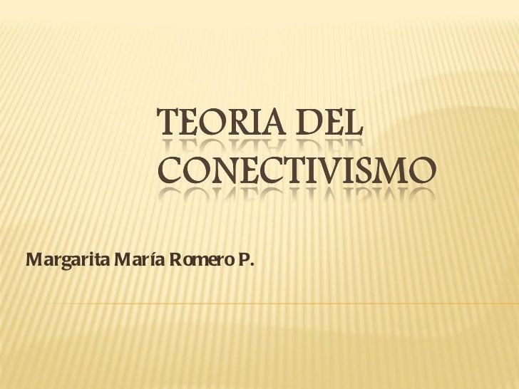 Margarita María Romero P.