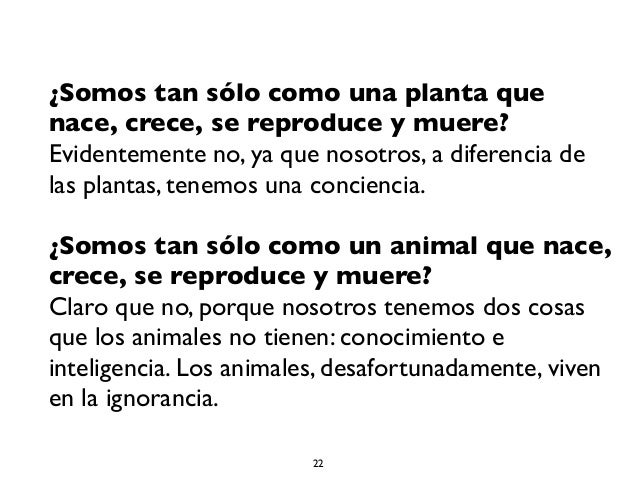 Qué es El hombre es un animal racional: