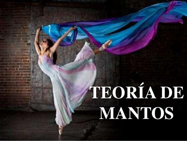 TEORÍA DE MANTOS