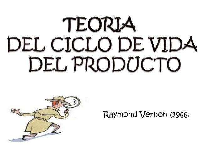 Raymond Vernon (1966)