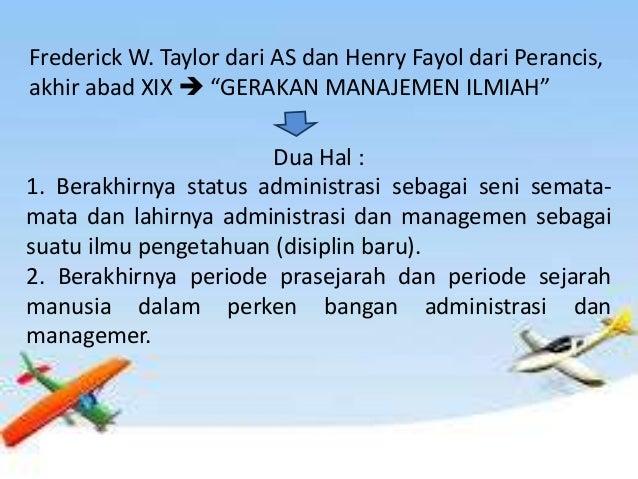 Teori administrasi, kekuatan politik dan reformasi ...