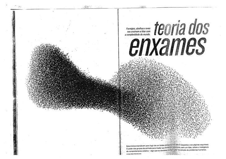 Teoria Enxames