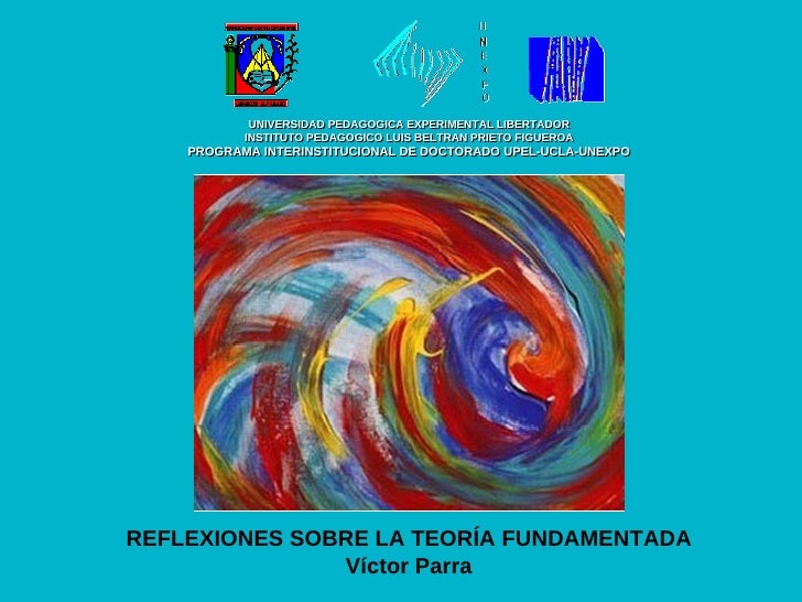 UNIVERSIDAD PEDAGOGICA EXPERIMENTAL LIBERTADOR                                     EXPERIMENTAL LIBERTADOR            INST...