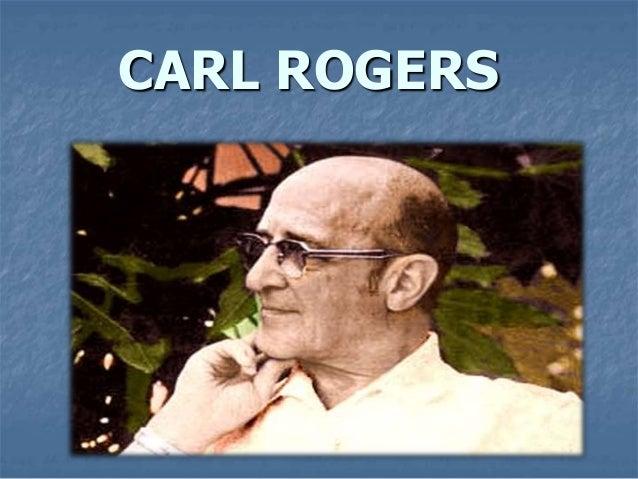 Teoria humanista de carl rogers