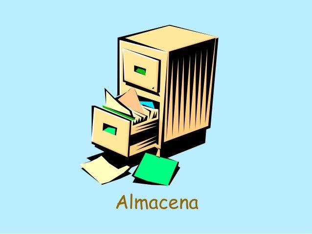 Almacena
