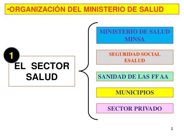Teoria salud comunitaria for Ministerio de pesqueria