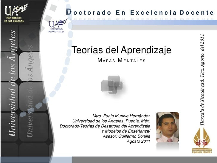 Universidad de los Ángeles                                   Doctorado                 En Excelencia Docente              ...