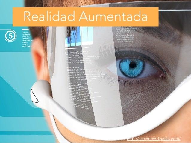 P 51 Foto: http://5.mshcdn.com/ Entorno real Realidad aumentada Virtualidad aumentada Entorno virtual Realidad mezclada Un...