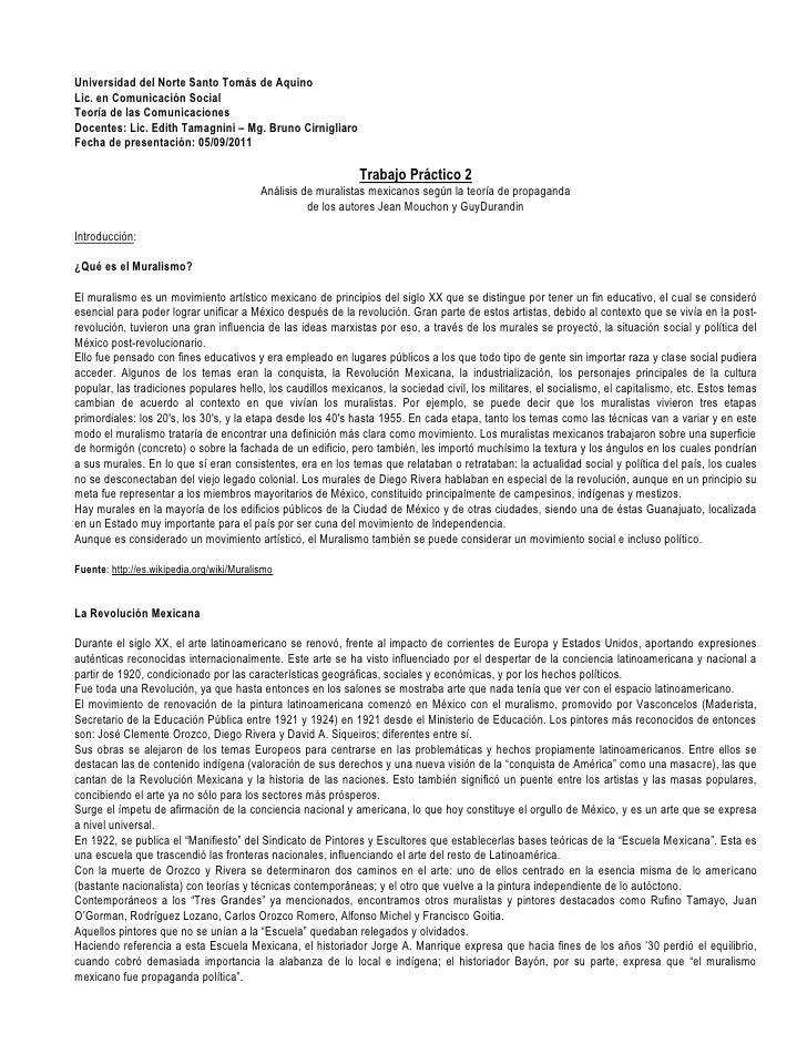 Universidad del Norte Santo Tomás de AquinoLic. en Comunicación SocialTeoría de las ComunicacionesDocentes: Lic. Edith Tam...