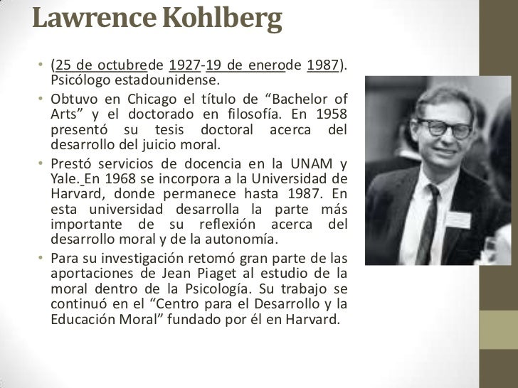 lawerence kohlberg Get information, facts, and pictures about lawrence kohlberg at encyclopedia com make research projects and school reports about lawrence kohlberg easy .