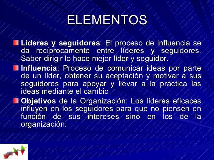 Teorias del liderazgo Slide 2