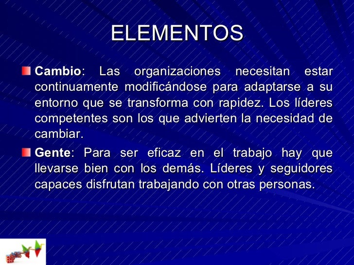 Teorias del liderazgo Slide 3