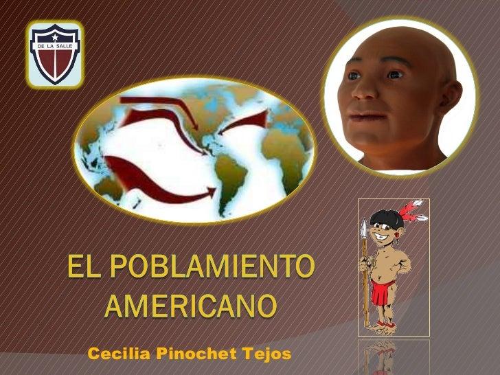 Cecilia Pinochet Tejos
