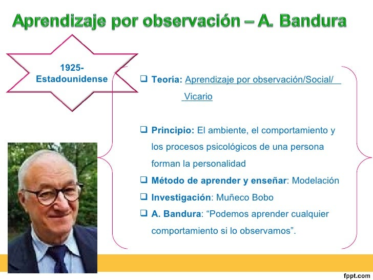 how does banduras theory differ from skinner